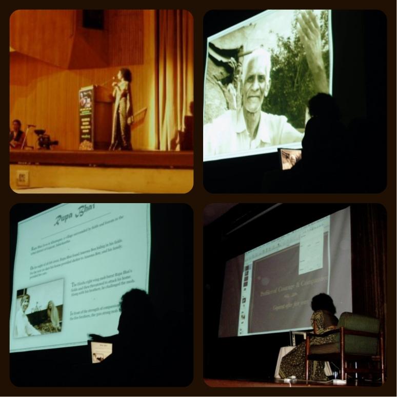 Presentations at Open Frame